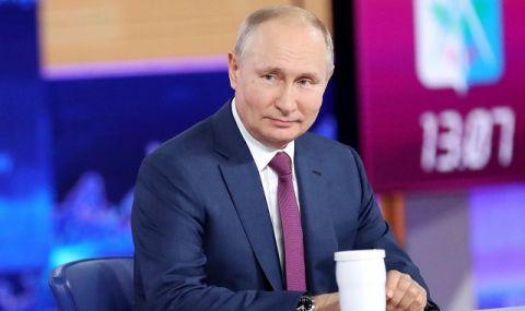 Кремъл: Спокойно, Путин, който се самоизолира, е абсолютно здрав! - 1