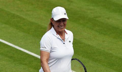 Легенда посочи следващата голяма звезда в тениса - 1