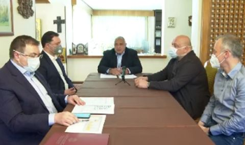 Борисов: Надявахме се по-бързо да ни