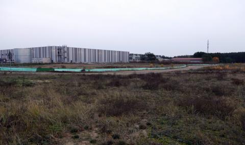 Един от най-големите заводи в Европа е почти готов