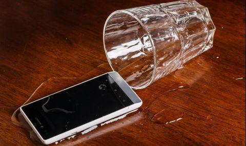 Приложение ще показва дали телефонът ви е водоустойчив