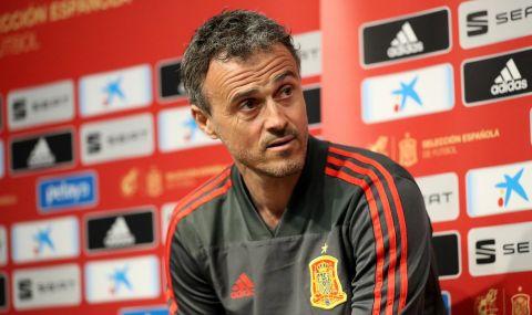 UEFA EURO 2020: В Испания сложиха Луис Енрике на дръвника