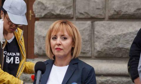 Манолова: Партиите продължават да мислят за себе си и за своите игрички