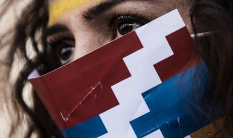 Армения обяви защо Турция подкрепя Азербайджан