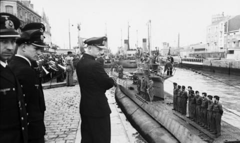 Карл Дьониц – наследникът на Хитлер