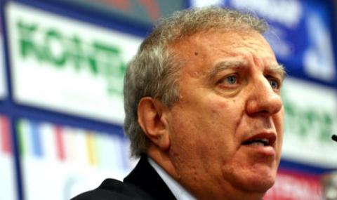 Томов води турци за контрола с ЦСКА