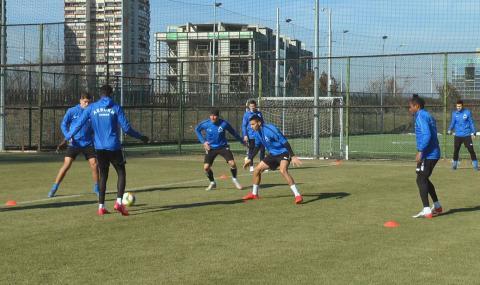 Без тренировки в Левски до края на седмицата