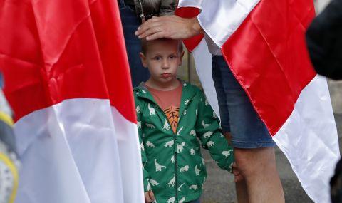 Белоруси протестират срещу затварянето на полската сухопътна граница