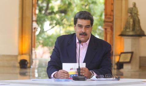 САЩ имат условие за Николас Мадуро