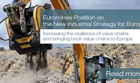 Асоциация Euromines: Европейският минен сектор е жизнено важен за зелената икономика до 2030 г.
