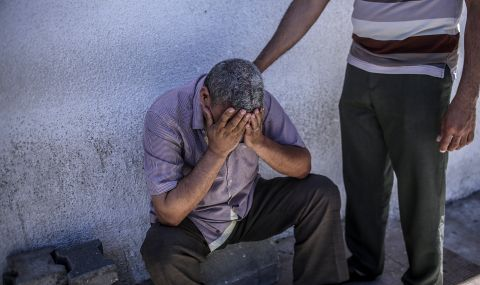 Трагедията в Газа: