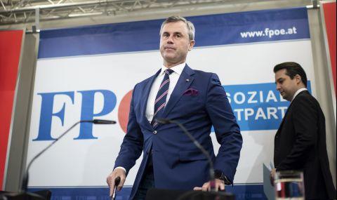 Водачът на националистите в Австрия се оттегли