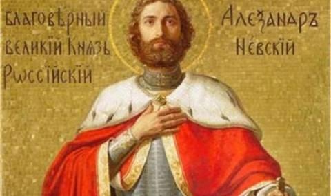 5 април 1242 г. Александър Невски разбива рицарите