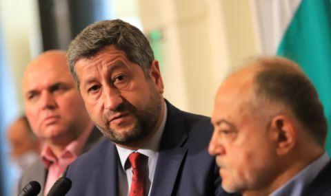 Христо Иванов: Политическата ситуация е сложна, но няма да управляваме с ГЕРБ или ДПС - 1