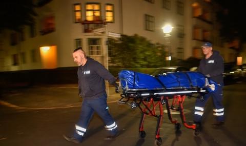 Откриха телата на германски политик и по-млад мъж в апартамент в Берлин