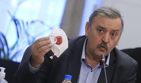 Проф. Кантарджиев: Д-р Стойчо Кацаров е опасен човек, страхувам се