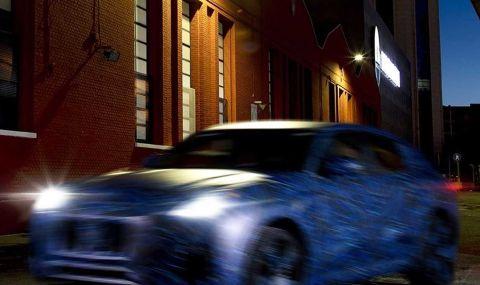 Maserati показа ново SUV в противоречиви снимки - 5
