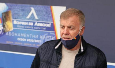 На рождения си ден: Наско Сираков с шокиращо обещание пред играчите на Левски