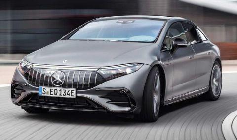 Mercedes бави доставките на нови автомобили с повече от година - 1