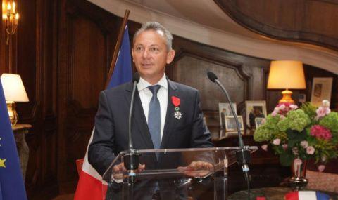 Бившият шеф на ДАНС Димитър Георгиев отрече да е убивал животно