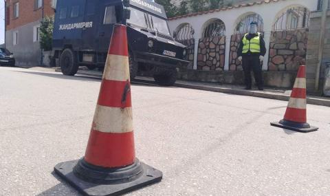 Полицията остава в Брестовица