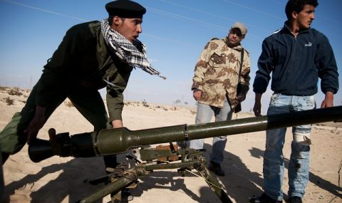 Русия блокира в ООН резолюция за Либия заради текст за извеждане на чуждите войски - 1
