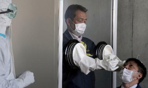 Токио започва нова кампания за Covid-тестване