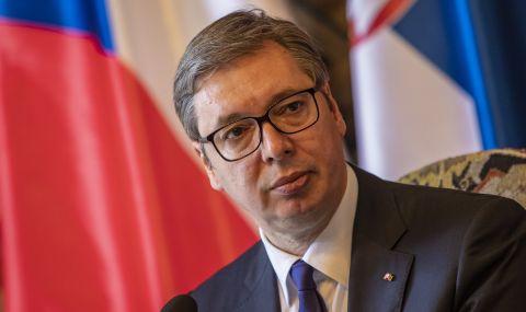 Александър Вучич не вярва, че НАТО ще се извини за атаките - 1