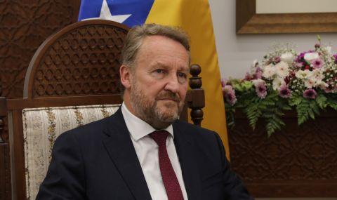 Босненски политически лидер каза, че не му пука какво иска Русия