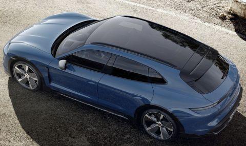 Конфигурирахме електрическото комби на Porsche за 500 хиляди лева - 3