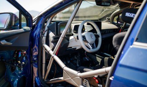 Volkswagen показа електрически ID.4 за офроуд - 4