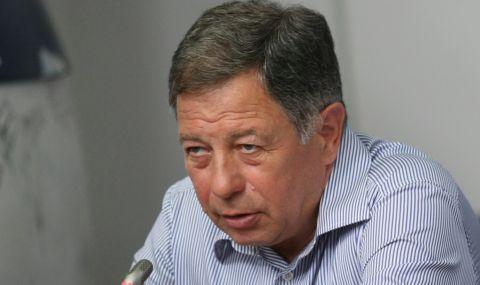 Румен Миланов: Сектор за сигурност не се гради на личностни, емоционални отношения  - 1