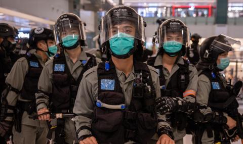 Тук всички граждани получават маски за многократна употреба от държавата