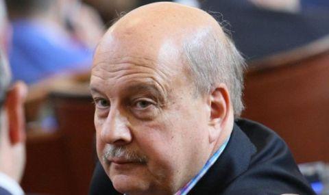 Георги Марков: Парламентът победи юмрука на президента