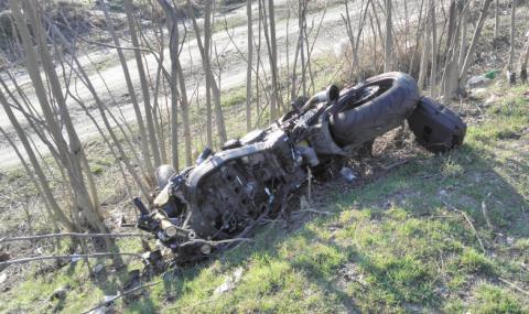 Пешеходец загина при тежка катастрофа край Стамболийски