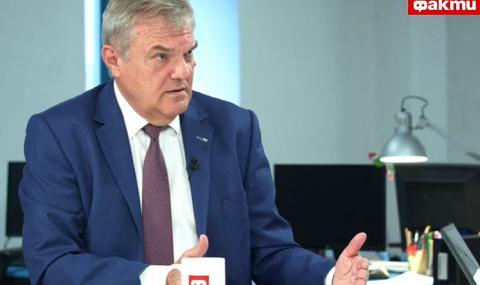 Румен Петков пред ФАКТИ: ЕНП продължава линията на КПСС
