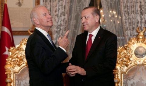 Турция гледа с оптимизъм на предстоящата среща между Ердоган и Байдън