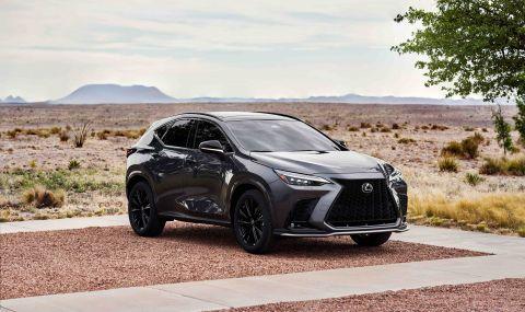 Lexus показа обновения NX с първото за марката plug-in хибридно задвижване - 8