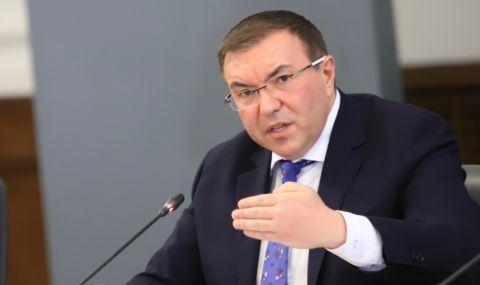 Министър Ангелов сравни мерките с каране по магистрала и призна своя грешка