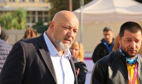 Красен Кралев: С тревога следя какво се случва в ЦСКА