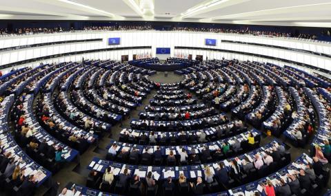 Европейският парламент се събира на първото си заседание