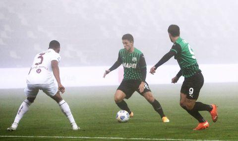Интересно! В Италия забраниха зелените футболни екипи