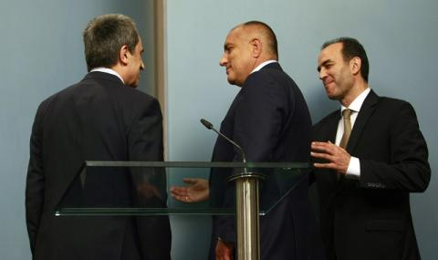 Как талантливият мистър Борисов стана Орешарски