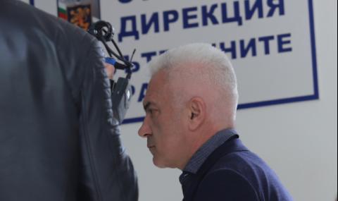 Арестуваха Волен Сидеров