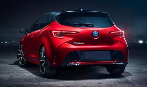 Крос-хеч и за Toyota Corolla