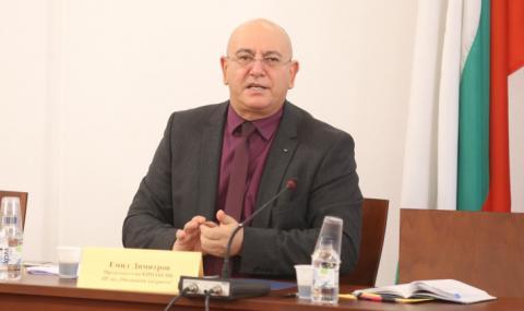 Нов шеф пое РИОСВ - Пловдив