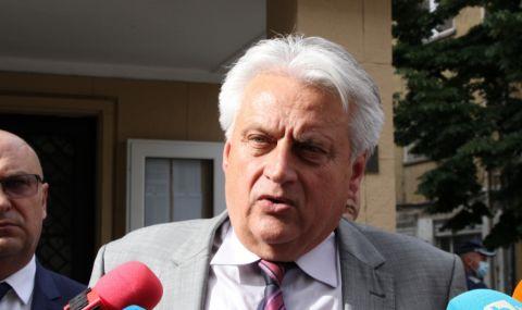 Бойко Рашков разпореди дисциплинарно производство срещу бившия шеф на