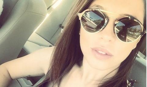 Една от дъщерите на Стоичков пусна секси фотос в мрежата (СНИМКА)
