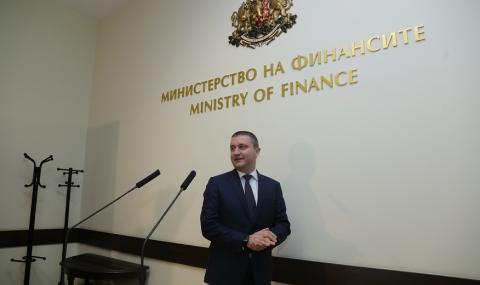 Горанов: Отказваме се от Еврозоната, ако ни предложат друг курс на лева