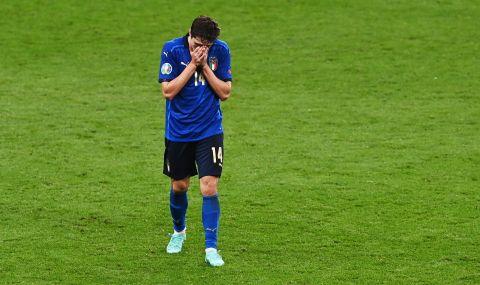 Челси със сериозен интерес към звезда на Италия